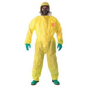 ALPHATEC ชุดป้องกันสารเคมี MICROCHEM 3000 L เหลือง