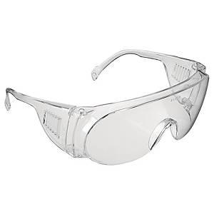 3M 보안경 안경 겸착용 1611