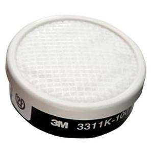 3M 331K-100 SOVENT VAPOR WITH PARTICULATE CARTRIDGE