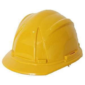 TONGA หมวกนิรภัย รุ่น 5100 ปรับเลื่อน สีเหลือง