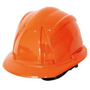 TONGA หมวกนิรภัย รุ่น 5100 ปรับเลื่อน สีส้ม