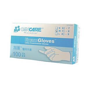 Cancare 加護 醫用手套中碼 100個裝