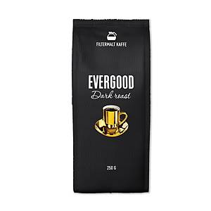 Filterkaffe Evergood Dark Roast, 250 g
