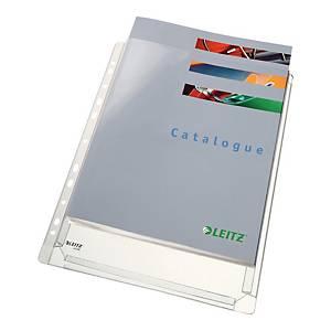PK10 LEITZ EXP 4756 P/POCK 20MM A4 CLR
