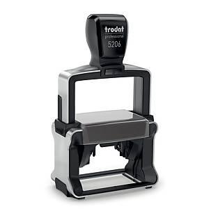 Trodat Professional 5206 customizable stamp 56 x 33mm 9 lines