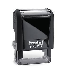Trodat Printy 4910 tampon personnalisable 26 x 9mm 3 lignes