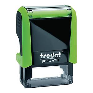 Trodat Printy 4910 stamp - 26 x 9mm