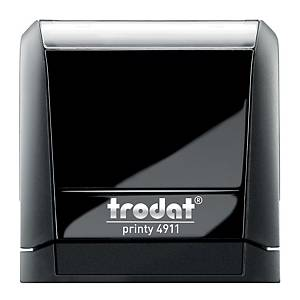 Trodat Printy 4911 stamp - 38 x 14mm