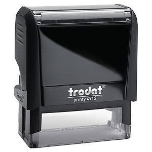 Trodat Printy 4912 customizable stamp  47 x 18mm 5 lines