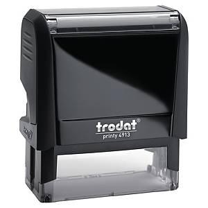 Trodat Printy 4913 customizable stamp 58 x 22mm 6 lines