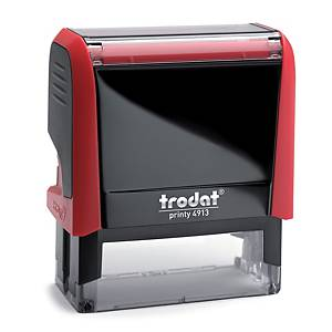 Trodat Printy 4913 stamp - 58 x 22mm