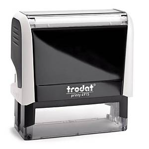 Trodat Printy 4915 stamp - 70 x 25mm