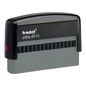 Trodat Printy 4916 stamp - 70 x 10mm