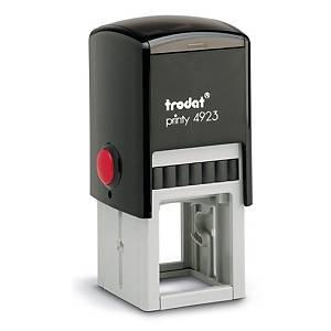 Trodat Printy 4923 tampon personnalisable 30 x 30mm 7 lignes