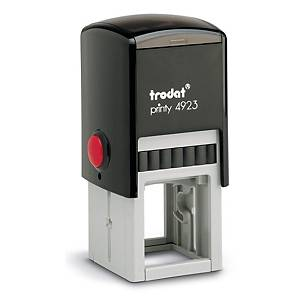 Trodat Printy 4923 customizable stamp 30 x 30mm 7 lines