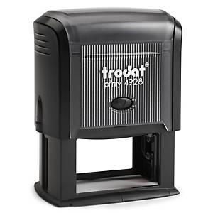 Trodat Printy 4928 customized stamp 60 x 33mm 8 lines
