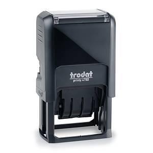 Trodat Printy 4750 dateur personnalisable NL 41 x 24mm
