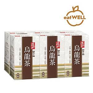 Tao Ti Supreme Oolong Tea Sugar Free 250ml - Pack of 6