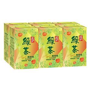 Tao Ti 道地 蘋果綠茶250毫升 - 6包裝