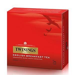 TWININGS 川寧 英國早餐茶茶包 - 100包裝