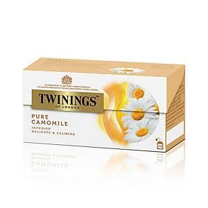 TWININGS 川寧 香菊花草茶茶包(信封裝) - 25包裝
