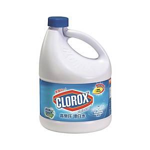 CLOROX 高樂氏 漂白水 (天然味) 2.8L