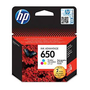 HP 650 INK C2102A COL