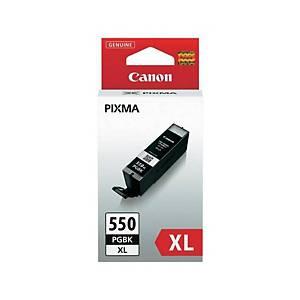 CANON inkoustová kazeta PGI-550XL (6431B001), černá