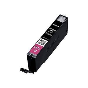CANON tintasugaras nyomtató patron CLI-551M XL (6445B001) magenta