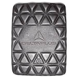 Delta Plus kniebeschermers polyethyleen zwart - per paar