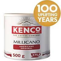 Kenco Millicano Instant Coffee Tin 500G