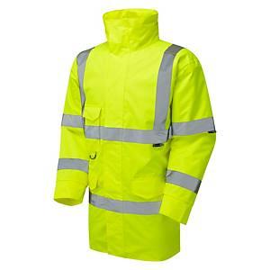 High Visibility Basic Anorak Yellow Large
