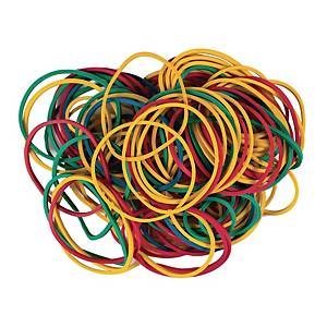 Rubberband Red 1kg