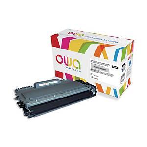 Cartouche de toner Owa compatible équivalent Brother TN2220/TN2010 - noire