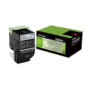Lexmark cartouche 70C2HK0 pour CS410N noire
