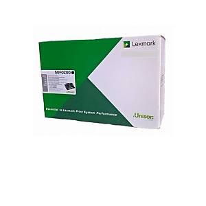 LEXMARK válec pro laserové tiskárny 50F0Z00, černý