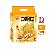 Hup Seng Corneo Corn Biscuits - Pack of 10