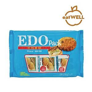 EDO 江戶 天然營養麥餅 180克
