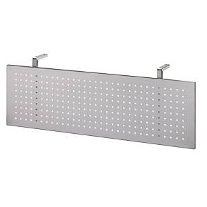 Sichtschutz SI12-S, 115 x 35cm, silber