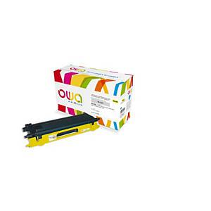 Owa K15143 Compatable Brother Tn-135 Yellow