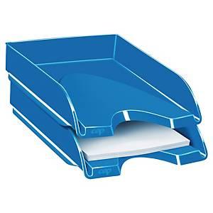 Tabuleiro de secretária Cep Gloss - azul