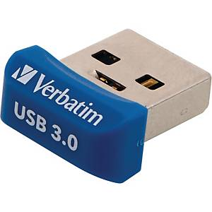 USB-minne 3.0 Verbatim Store n Stay flashdrive, nano, 32 GB