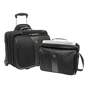 Wenger 60662 Patriot Roller 2 Piece Laptop Case