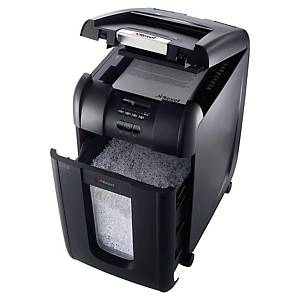 Rexel Auto+ 300M shredder microcross-cut - 300 pages - 1 to 10 users