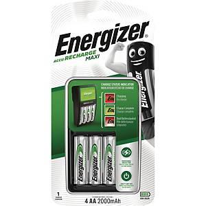 Batterioplader Energizer Recharge Maxi