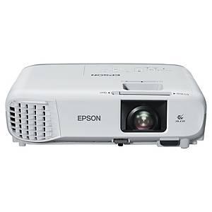 Projecteur Epson EB-W39 pour multimédia, résolution WXGA (1.280 x 800)