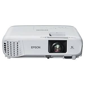 Projecteur Epson EB-X39 pour multimédia, résolution XGA (1.024 x 768)