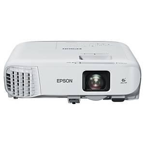 Projecteur Epson EB-980WH pour multimédia, résolution WXGA (1.280 x 800)