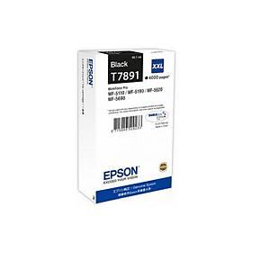 Cartuccia inkjet Epson C13T789140 4000 pagine nero