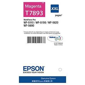 Cartouche d encre Epson T7893 - magenta
